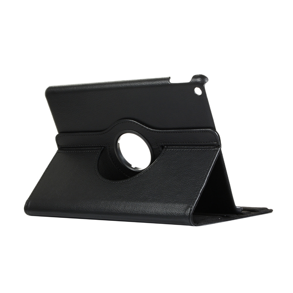 360-Degree Cover Rotating-Case 7th-Generation A2197 for Film--Pen iPad Wake Apple Wake