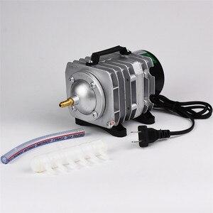 Image 1 - NEW Aquarium electromagnetic air compressor 70L/min 45W fish tank air pump increasing oxygen pump HAILEA ACO 318
