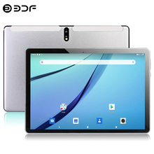 New 10.1 Inch Tablet Pc Google Play Android 9.0 Octa Core 4G Phone Call CE Brand Tablets WiFi Bluetooth GPS Android 10 Inch Tab