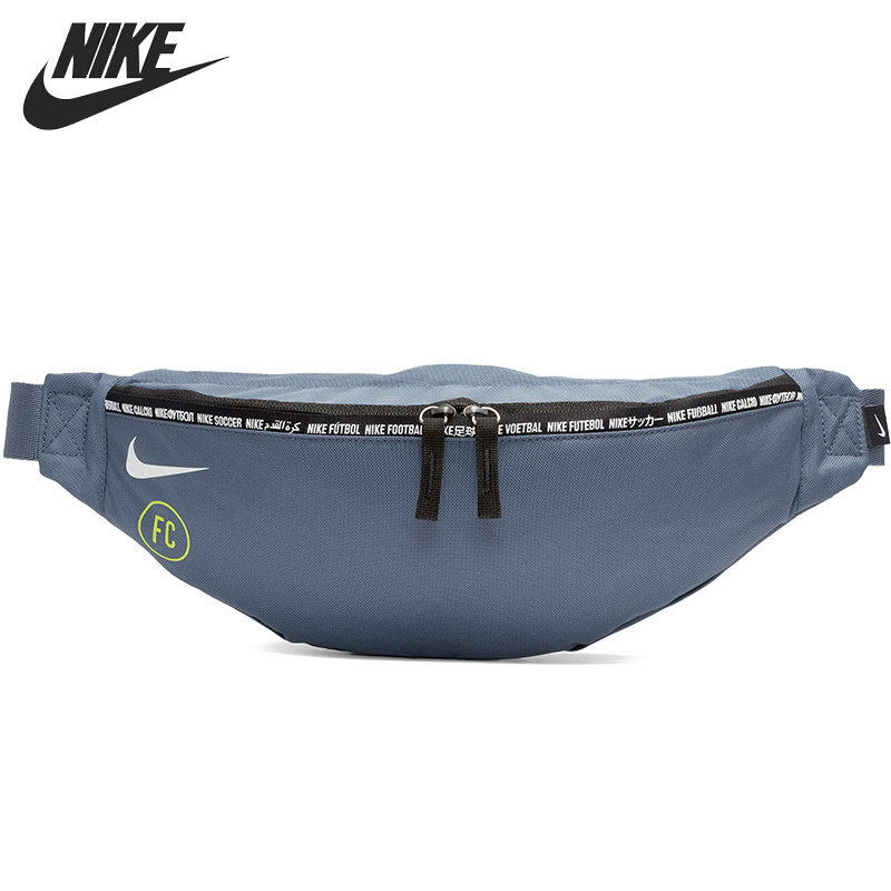 Original New Arrival  NIKE NK FC HIP PACK Unisex  Handbags Sports Bags