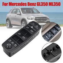 Side Power Window Switch For Mercedes Benz GL350 ML350 2009 - 2011 Window Power Switch Automobiles Replacement Part power window lock switch electric window switch for mercedes benz a1698206710