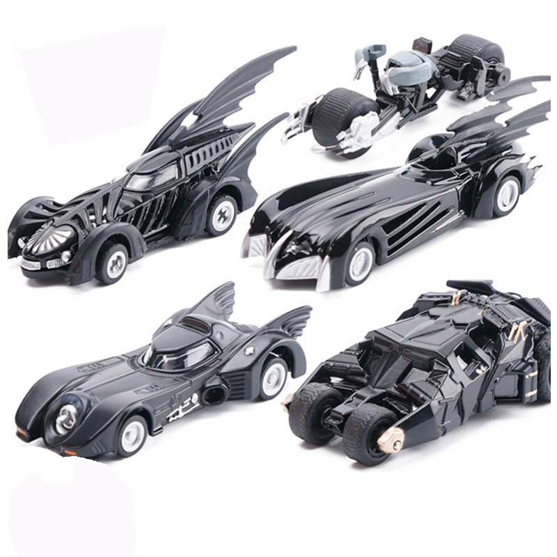 1:64 Diecast Metal Truck Car Batman Batmobile Car Alloy Diecasts & Toy Vehicles Car Model Toys For Children Christmas Gift