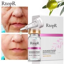 Acide hyaluronique et Olive, blanchissant, Anti-âge, traitement Facial, rétrécissement des pores, hydratant, Essence, contrôle du sébum, cosmétiques coréens