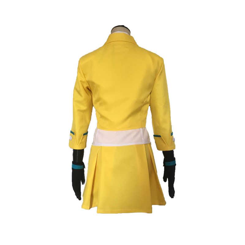 Ace Attorney Phoenix Wright Gyakuten Saiban Athena Cykes Cosplay Costume  Kidzuki Kokone Costume|cosplay costume|costume cosplayset cosplay -  AliExpress