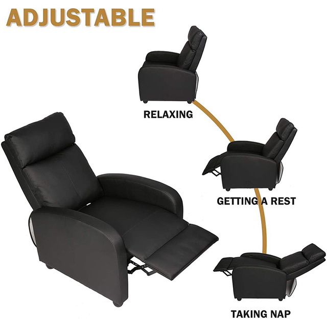 Home Theater Recliner Chair   6