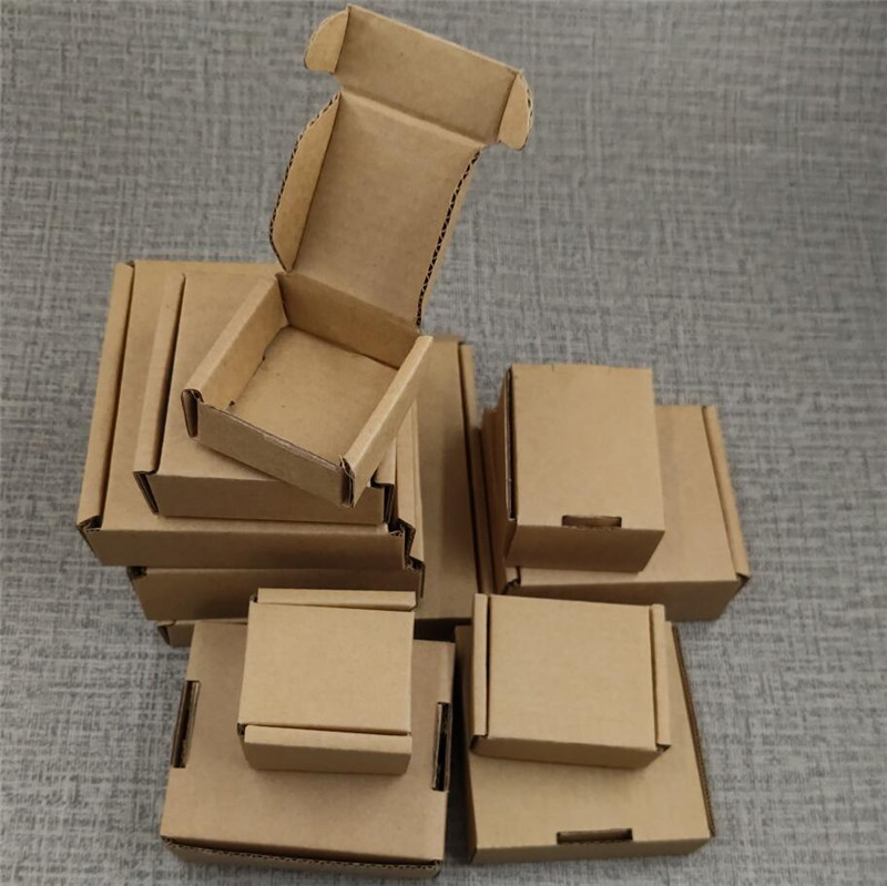 Paper-Box-Accessories Packaging-Boxes Courier-Box Cardboard Corrugated Small 10-Sizes title=