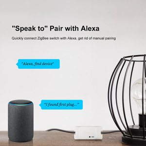 Image 2 - SONOFF BASICZBR3 ZigBee DIY สมาร์ทสวิทช์รีโมทคอนโทรลไร้สายโมดูลสวิทช์ทำงานร่วมกับ Alexa SmartThings HUB สำหรับ Smart Home