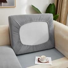 Airldiane cor sólida slipcover sofá assento capa de almofada capas de sofá para sala estar removível elástico assento cadeira capa móveis