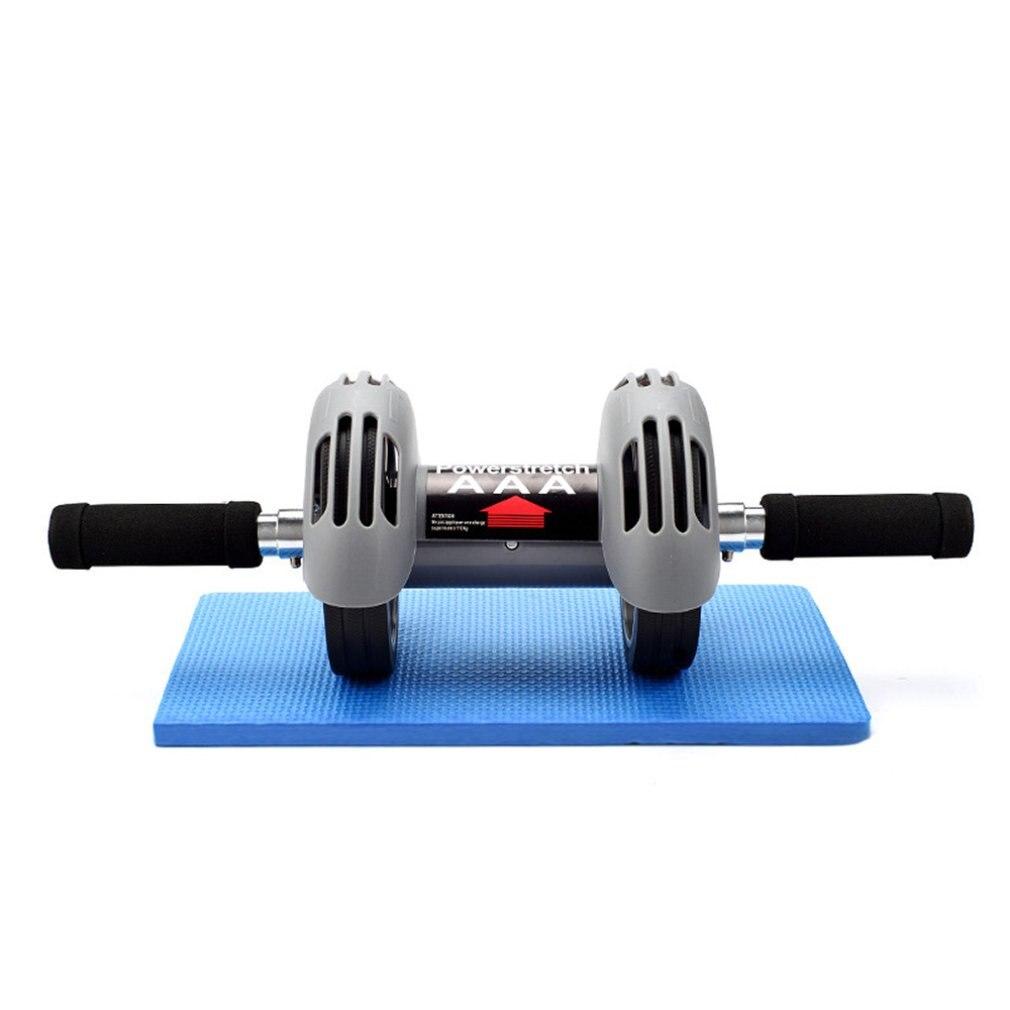 Abdominal Abdomen Wheel Men's Abdomen Waist Vest Line Sports Fitness Equipment Home Female Thin Belly Roller Pulley
