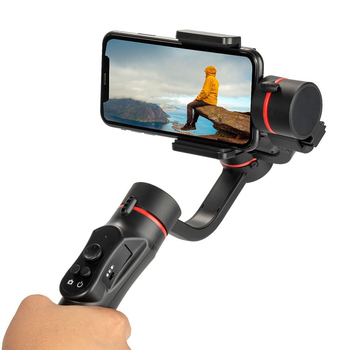 3-Axis Mobile Video Record Stabilizing Holder Handheld Gimbal Stabilizer for Huawei P40 P40 Pro P30 P30 Pro P30 Lite P20 Pro P20