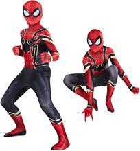 Costume de super-héros Compatible Halloween pour enfants, Costume de fête, Cosplay, Style 3D, meilleurs cadeaux