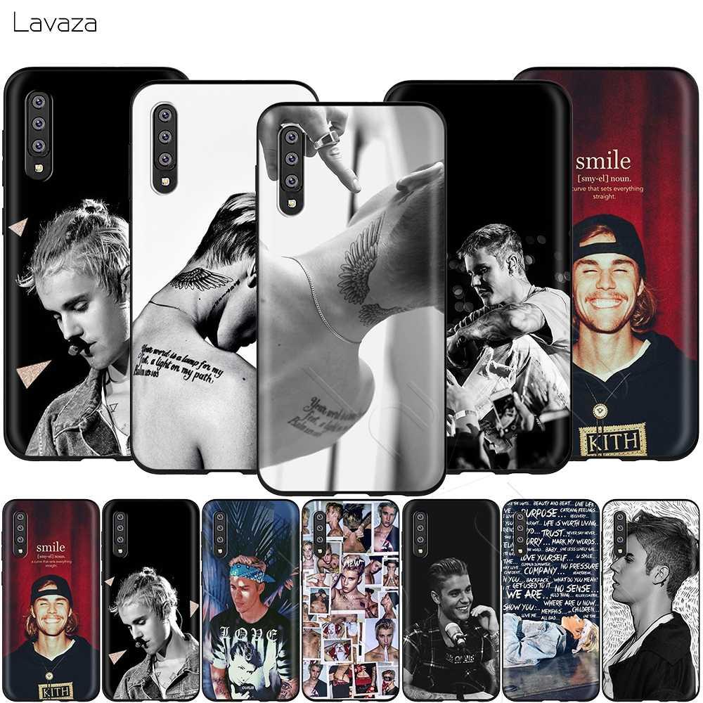Lavaza Justin Bieber Case for Samsung Galaxy A2 J4 Core J6 J7 DUO ...