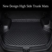 #8222 Niestandardowe dopasowanie maty bagażnika samochodu dla BMW serii 2 F22 Coupe F23 cabrio F45 Active Tourer F46 Gran Tourer samochód stylizacji dywan (2014- tanie tanio SUNNY LISA Z włókien syntetycznych