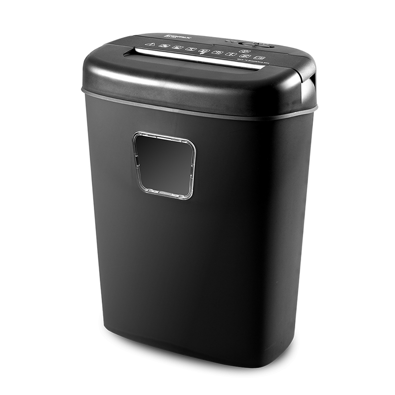 Comix 10 Sheets Cross Cut Paper & Credit Card/Disk Shredder  for Home & Office  S2710A|Shredder| |  - title=