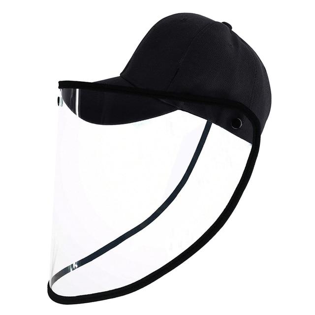 Safety Helmet Mascarillas Face Shield Goggle Protection Anti Saliva Splash Schutzmaske Mascherina Mask Plegable Hard Hat Masque 2