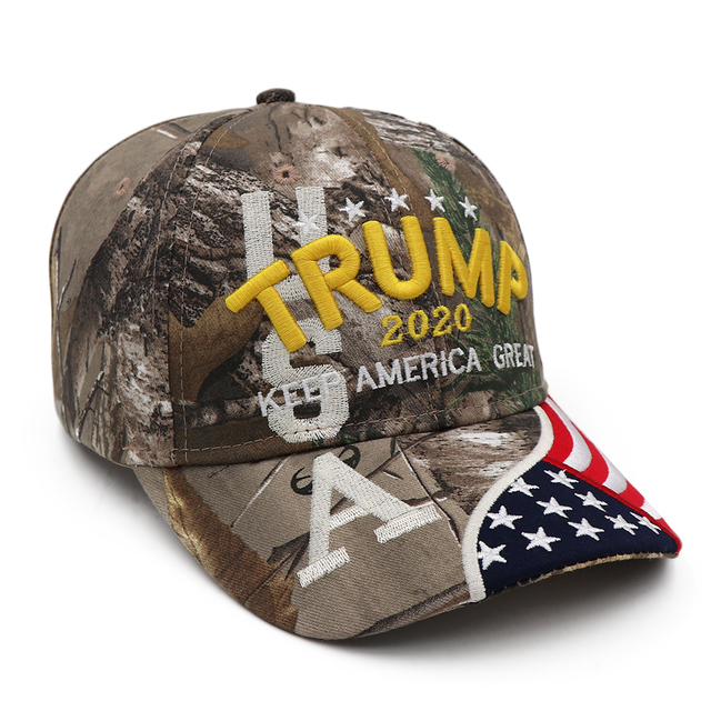 Just Released Donald Trump 2020 Signature Cap