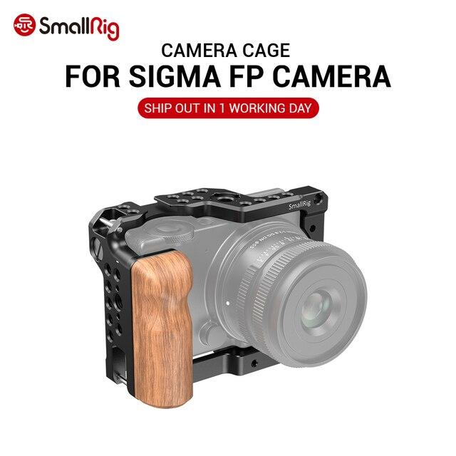 SmallRig FP Khung Máy Ảnh dành cho ỐNG KÍNH SIGMA FP Camera Giày Lạnh Mount & Arri Định Vị Lỗ FR Sáng Micro TỰ LÀM Tùy Chọn 2518