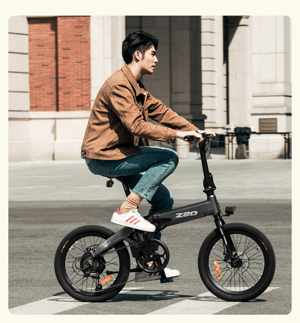XIAOMI HIMO Z20 Electric bike (13)