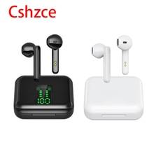 Touch Control Bluetooth Wireless Headphones Earphone Earbuds TWS Sport Headset Stereo Waterproof Ear buds For telephone telefon