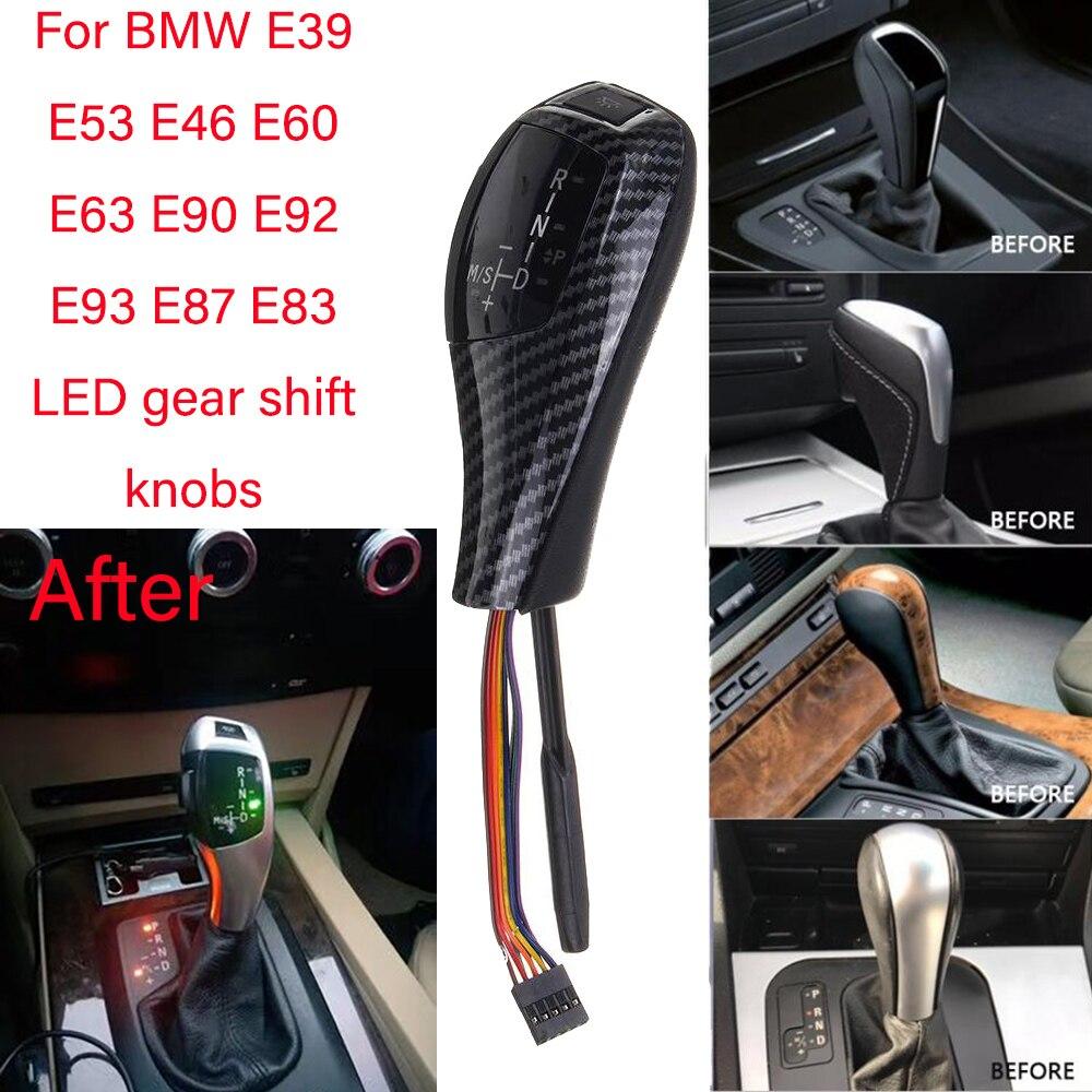 BMW Genuine E82 E88 1-Series E90 E92 E93 3-Series M performance Auto Shift Knob