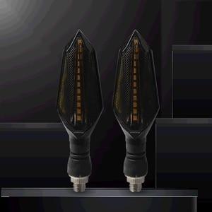 Image 5 - العالمي للدراجات النارية بدوره إشارات led مصابيح أضواء مصباح لكاواساكي ER 5 ER6N H2 شارع Versys 650cc VERSYS 300X ZRX1200 ER 6F