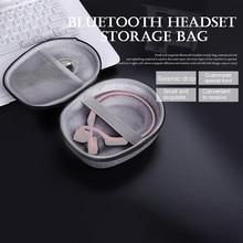 Hard Case For AfterShokz Trekz Air Open Ear Wireless Bone Co