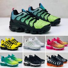 Kids TN Plus Designer shoes Sports Running Shoes Children Boy Girls Trainers Sneakers Classic Outdoor Toddler shoes max 24-35(China)