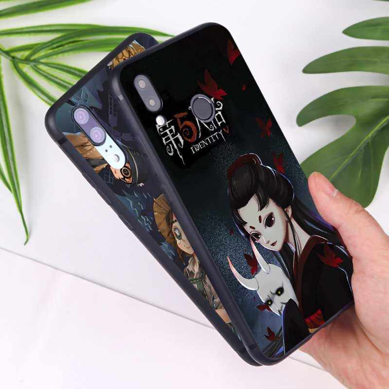 Identity V Soft Silicone Phone Case for huawei mate 30 pro p20 p30 lite p30 pro mate 20 lite mate 20 pro