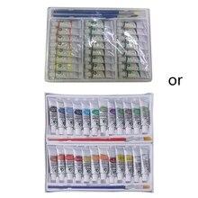12/18/24 Color Set of Art Watercolor Paint 5ml Tube Rich Vivid Color for student