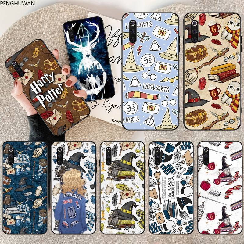 PENGHUWAN Always Hogwart Harries Potter Phone Case for Xiaomi Mi Note 10 Lite Mi 9T Pro xiaomi 10 10 CC9 Pro 9SE|Phone Case & Covers| - AliExpress