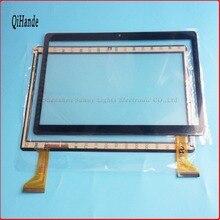 9.6 Touch screen for Irbis TZ960 / TZ961/TZ962 /TZ963 /TZ965 /TZ968 /TZ969 touch panel / tempered glass protector film 220*155mm
