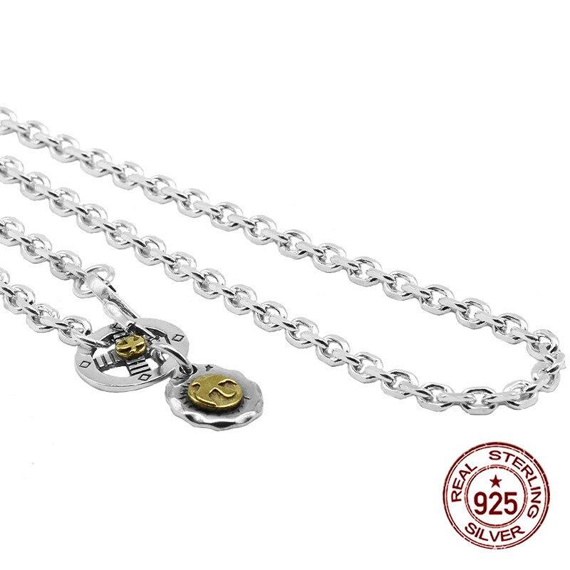 925 collier en argent sterling personnalité mode classique style indien haut de gamme plume volant aigle style cadeau pour les amoureux vente