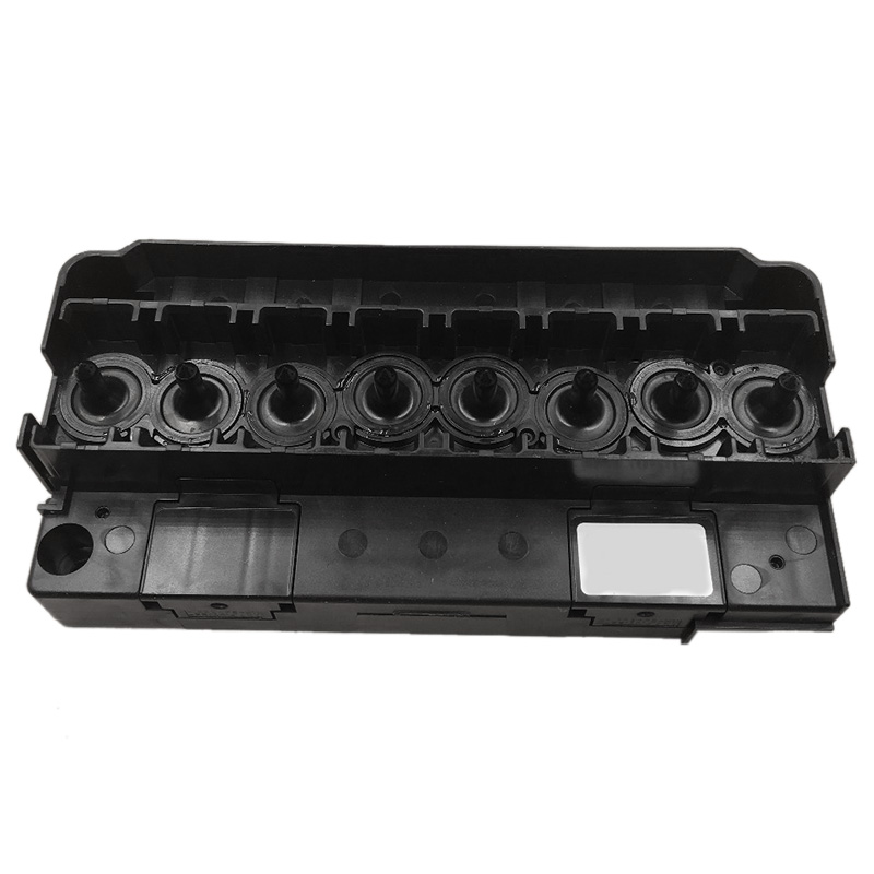 PPYY NEW  For Epson Dx5 F158000 F160010 F187000 Water Printhead Pirnt Head Manifold / Adapter for 4800 4880 7800 9800 Print He 3D Printer Parts & Accessories     - title=