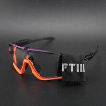 цена на Men/Women Photochromic Lens Cycling Glasses outdoor Sport Road Bike Cycling Eyewear Cycling Sunglasses Bicycle Cycling