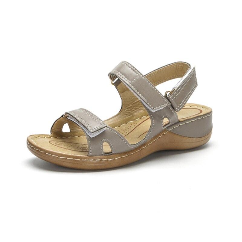 Women's Sandals Ladies Summer Shoes Velcro Sandals Women Open toe 2020 Fashion Summer shoes