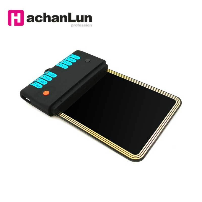 HaChanLun Chameleon Duplicator NFC 13.56MHZ Fully Encrypted Crack Reader RFID Latest Version Proxmark Access Control Card Writer