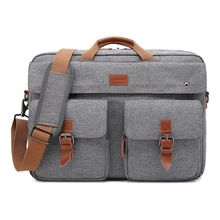 Good New Handbag Business Briefcase Rucksack Convertible Laptop Bag Shoulder Messenger Case Drop Shipping