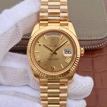 Waterproof Watch Gold-Day Lgxige Reloj Business Top-Brand Fashion Men Hombre