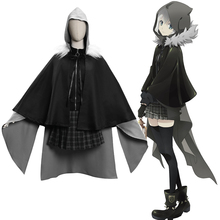 Anime Lord El Melloi II Sei No Jikenbo Rail Zeppelin Grace Note Cosplay Costumes Gray Costume Halloween Party Women