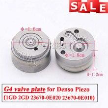 ERIKC New 295040 9440 Common Rail G4 Spare Parts Control Valve Plate for Toyota Hilux Piezo Injector 23670 0E010 23670 0E020