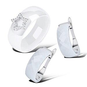 Star Ceramic Jewelry Sets...