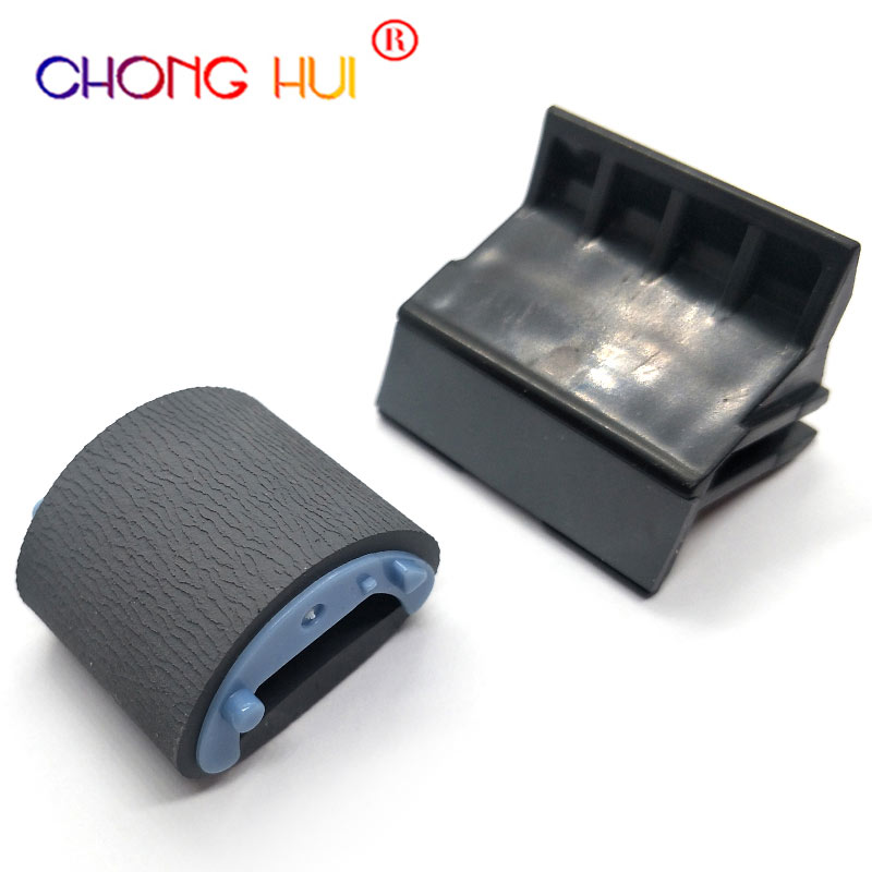 Pickup Roller Separation Pad use for HP M1005 HP1010 <font><b>HP1020</b></font> 1020plus 1018 1012 1015 3030 3020 3050 Canon LBP2900 3000 image
