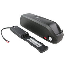 48V 17.5Ah 21Ah 1200w 1500w Hailong Downtube batterie 36V 17Ah 21Ah 500w batterie de vélo électrique avec cellule LG/Samsung/Sanyo(China)