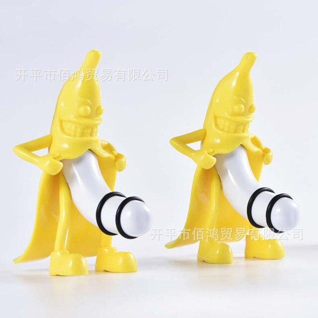 Creative Mr.Banana Wine Bottle Stopper 4