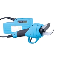Electrc Shears Electric Pruner for kiwi fruit Tree Garden Scissors electric Pruning Shear For Vineyard And Orchard