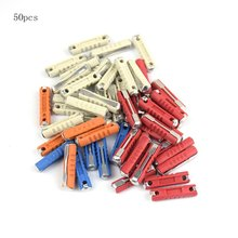 50Pcs/Kit 5A 8A 16A 25A Classic Car Auto Fuses Kit Ceramic C