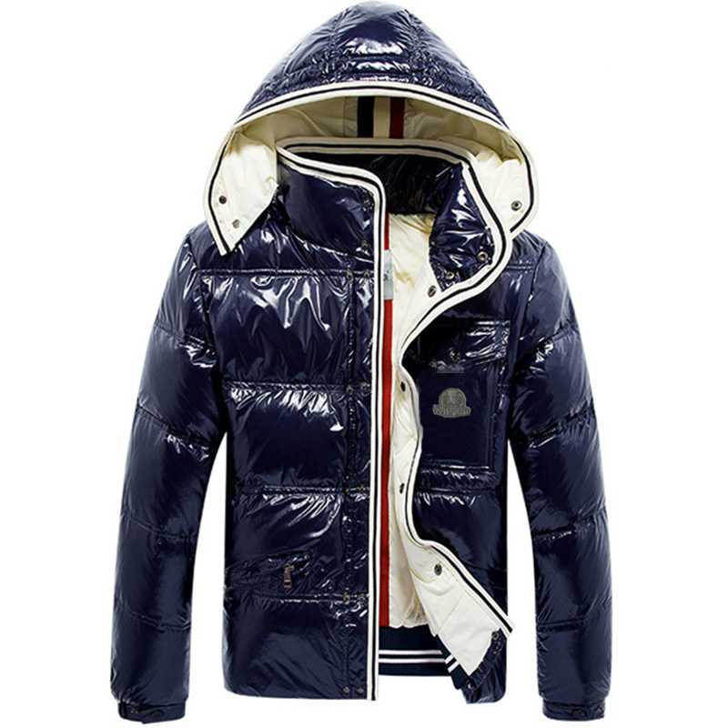 Classic Down Jacket European And American Street Fashion Short Down Jacket Warm Jacket Down