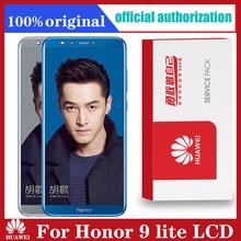 Display originale per Huawei Honor 9 Lite Display LCD con cornice Touch Screen Assembly Honor 9 Lite LLD L31 sostituzione LCD
