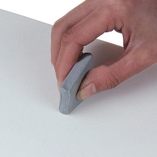 2Pcs Pencils Eraser Sketch Drawing Eraser Rubber Pencil Eraser Office School Supplies Art Drawing Artist Student Stationery