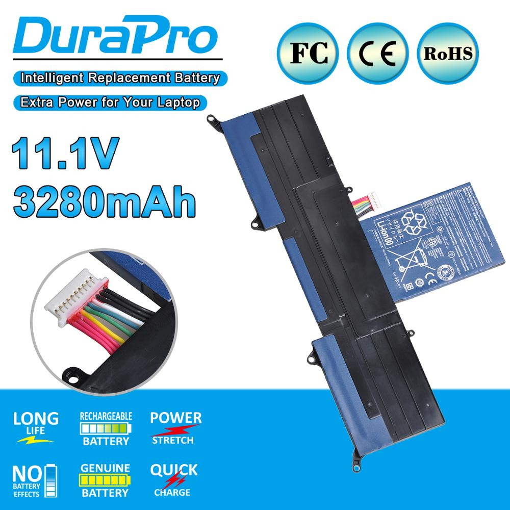 3280mAH 11.1V AP11D3F /S3 Laptop Battery For ACER Aspire 4250 4333 4551 4741 4743 5250 5253 5336 5552 TravelMate 5735 5740 5742